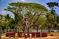 Lord Mahaveer - Jain Theerthankara in Halebid complex.jpg