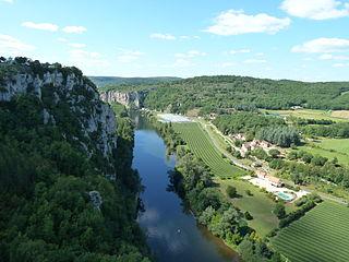 Saint-Cirq-Lapopie et le Lot