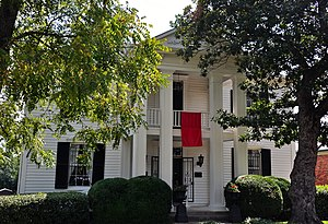 Lotz House - Lotz House, September 2014.