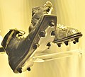 Lou Groza's Kicking Shoes (11282314243).jpg
