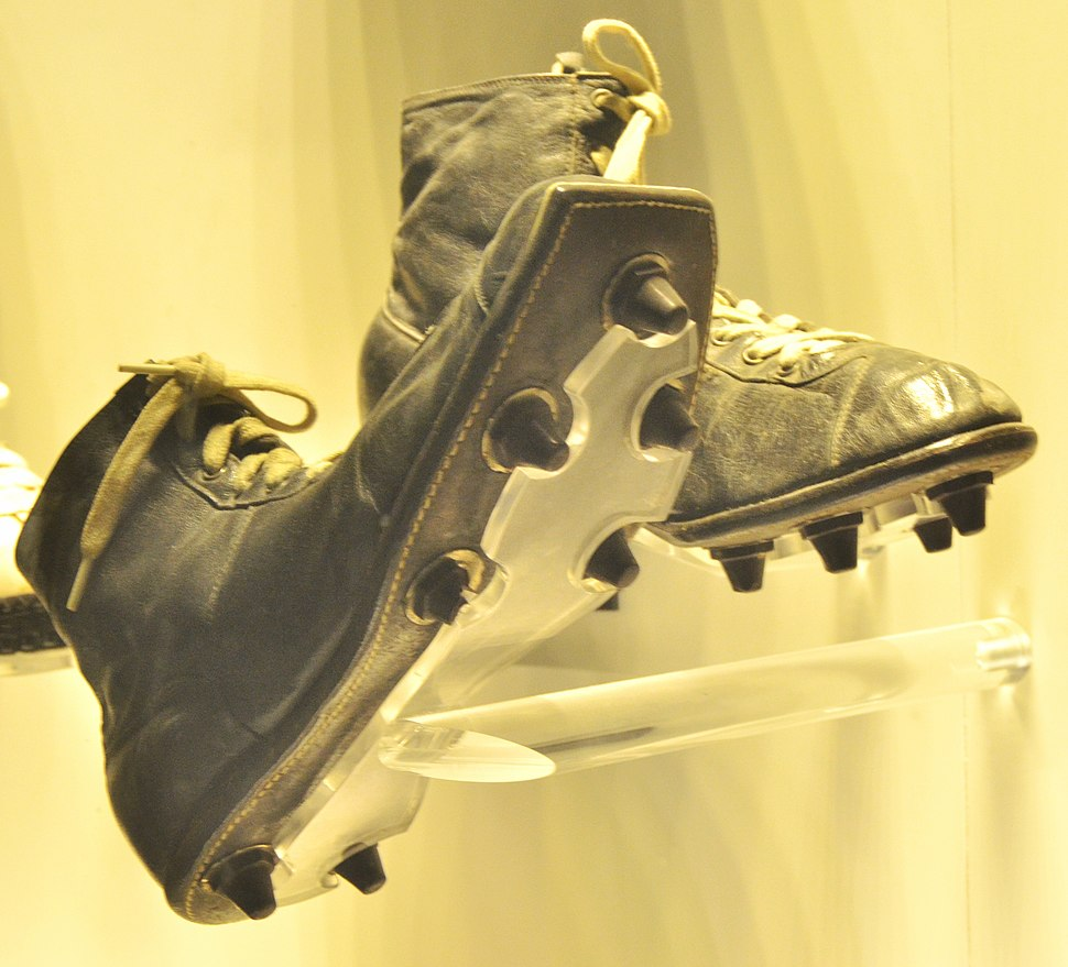 Lou Groza's Kicking Shoes (11282314243)