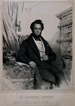 Louis-Joseph Seutin - Seutin in 1838