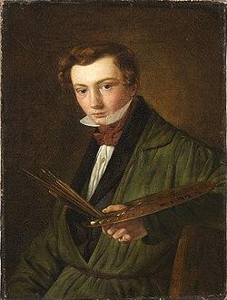 Louis Gurlitt - Selbstbildnis (1833).jpg