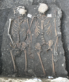Lovers of Cluj-Napoca (hand-holding skeletons of Cluj-Napoca).webp