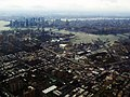 Lower Manhattan, Flying into LaGuardia Airport. NYC - panoramio.jpg