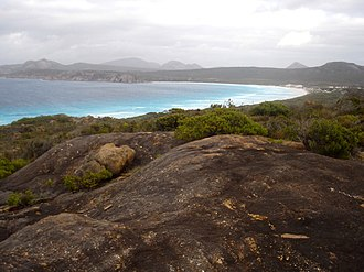 Cape Le Grand National Park - Image: Lucky Bay