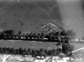 Luftaufnahme eines militärischen Uebungsplatzes - CH-BAR - 3241388.tif