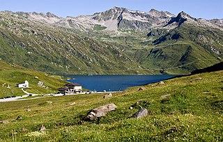 Lukmanier Pass mountain pass