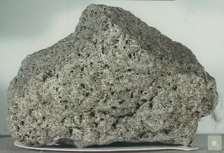 Lunar basalt 70017