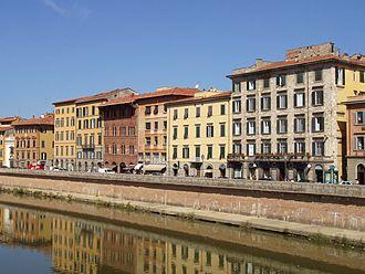 Consorzio ICoN - The Consrzio ICoN has its seat at Lungarno Pacinotti in Pisa.
