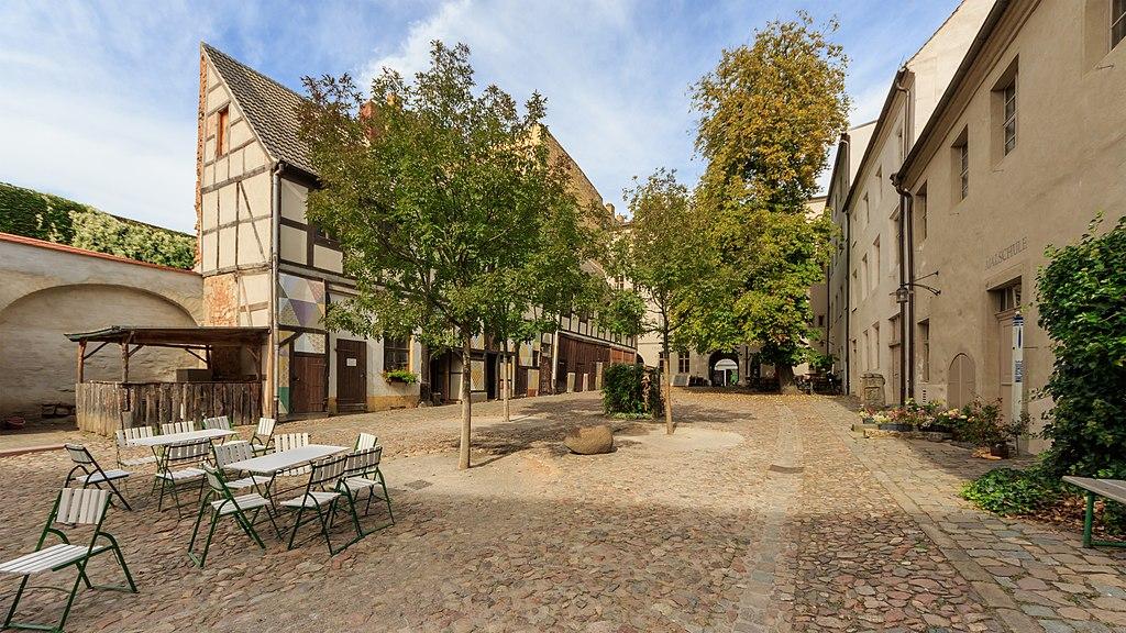 Cranach-Hof Schlossstraße 1. Lutherstadt Wittenberg