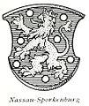 Luthmer V - 00b - Wappen Nassau-Sporkenburg.jpg