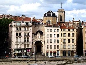 Église Notre Dame Saint-Vincent - General view of the church