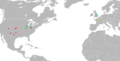 Lysorophia (geographic distribution).png