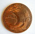 Médaille WILHELMINA-HENDRIK 25e an. mariage 7-2-1926 (2).jpg
