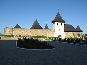 Iași County - Hadâmbu Monastery
