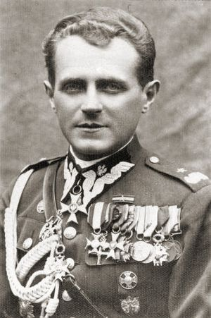 Michał Karaszewicz-Tokarzewski - Image: M. Karaszewicz Tokarzewski