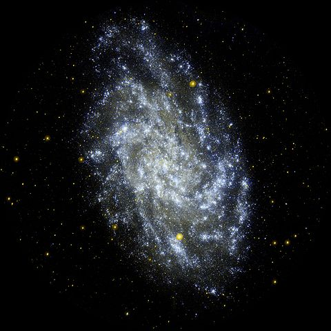La galassia del Triangolo