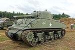 M4 Sherman tank 'Babs' - Collings Foundation - Massachusetts - DSC07115.jpg