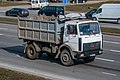 MAZ vehicle, Minsk (March 2020) p008.jpg