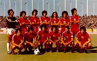 MC Oran - MC Oran, Algerian cup winner in 1975