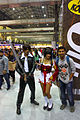 MFCC 2014 - Posing with Fans (15904079067).jpg