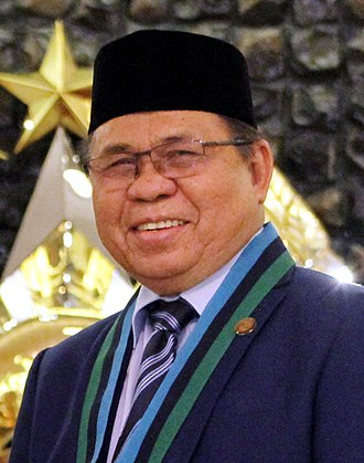 Bangsamoro Transition Authority - Murad Ebrahim was appointed as Chief Minister