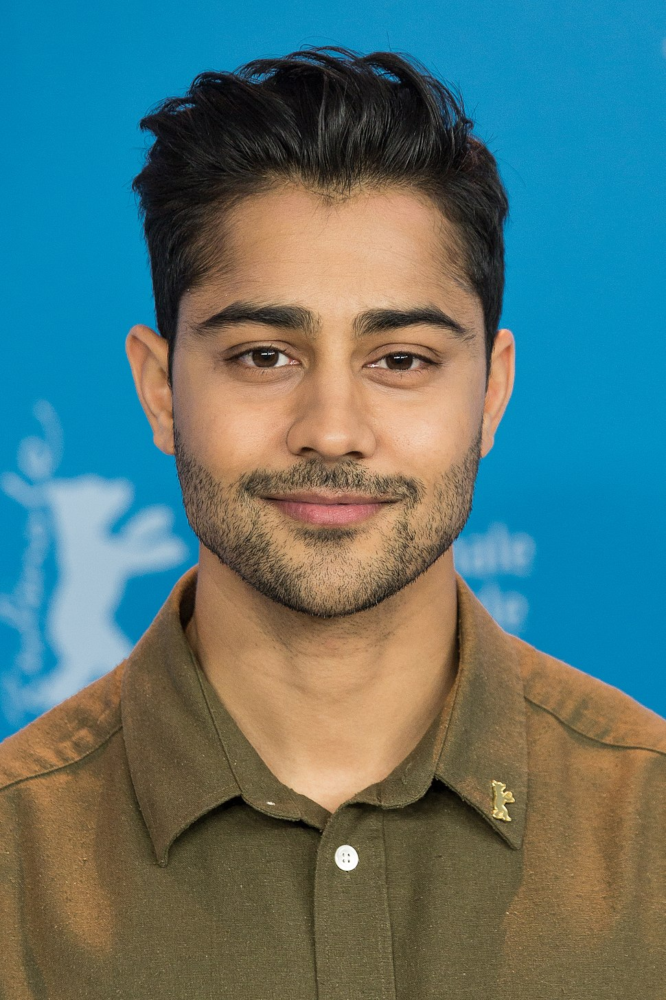 MJK32833 Manish Dayal (Viceroy's House, Berlinale 2017)