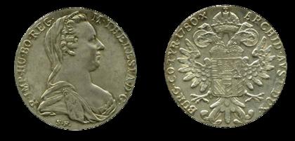 Maria Theresa Thaler Wikipedia