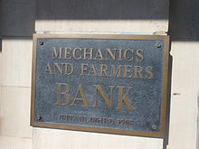 mechanics and farmers bank durham