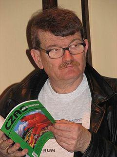 Maciej Parowski Polish science fiction writer