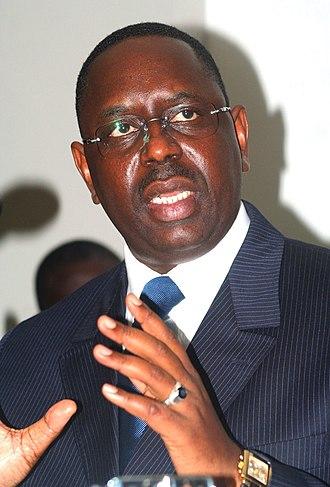 Senegal - Macky Sall, President of Senegal (2012–present)