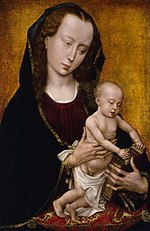 Madonna and Child Rogier van der Weyden.jpg