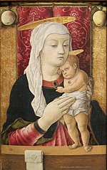 Madonna and Child (San Diego Museum of Art)