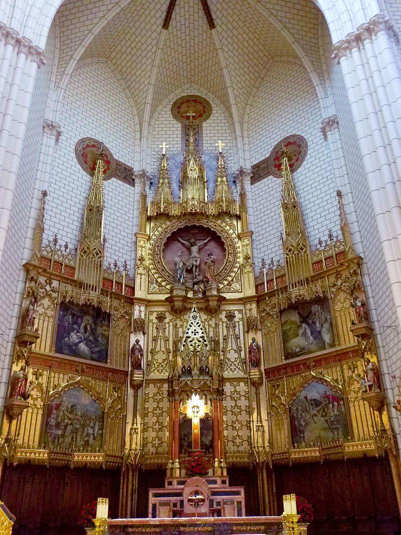 Madrid - Iglesia de Santa Cruz 12.JPG