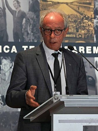 Fédération Internationale de Motocyclisme - Vito Ippolito, president of FIM since 2006.