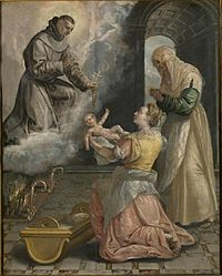 Maerten de Vos - Didacus brings the stillborn girl to live.jpg