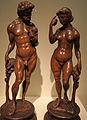 Maestro di augusta, adamo ed eva, 1600 ca.JPG