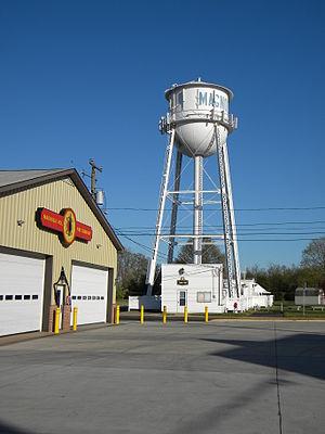 Magnolia, Delaware - Magnolia Fire Company