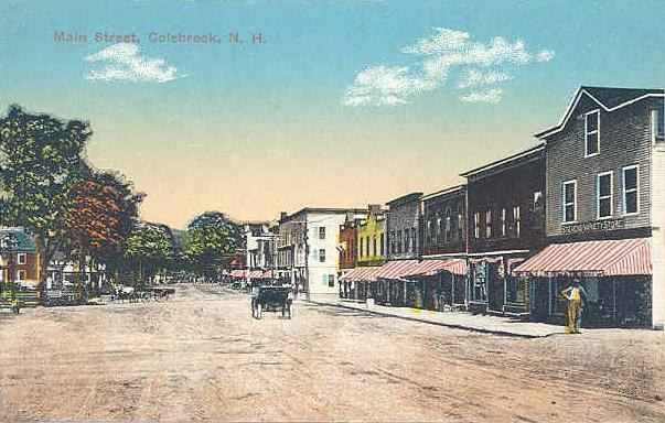 Main Street, Colebrook, NH