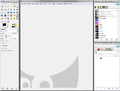 Main Window of The GIMP v2.6.3.png