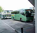 Mainline coach, Newport bus station - geograph.org.uk - 2540132.jpg
