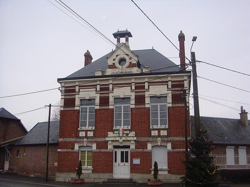 Mairie de Remies.