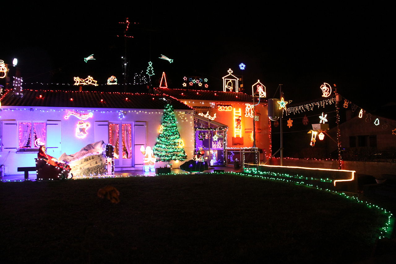Decoration Noel Maison Doree Argenter