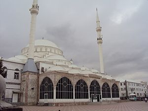 Akhmad kadyrov mosque wikivisually grand mosque of makhachkala image makhachkala mosque 2 thecheapjerseys Images