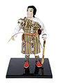"""Male """"Lepcha"""" Doll donated to the US by Hope Cooke, Queen of Sikkim.jpg"""