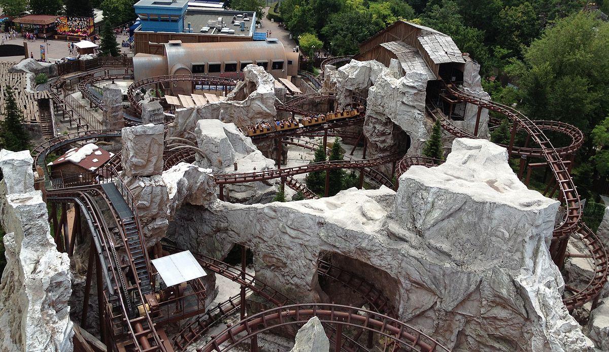 Mammut (roller coaster) - Wikipedia