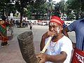 Mandi (Garo) Man, Indigenous People's Day, 2014, Dhaka, Bangladesh © Biplob Rahman-5.jpg