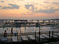 Manhasset Bay Yacht Club Swimming Pool at Sunset.jpg