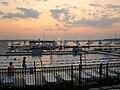 Manhasset Bay Yacht Club Swimming Pool at Sunset.jpg